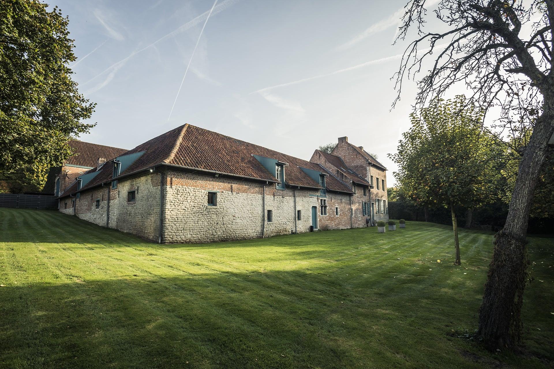 Historiek - Hof ter Musschen