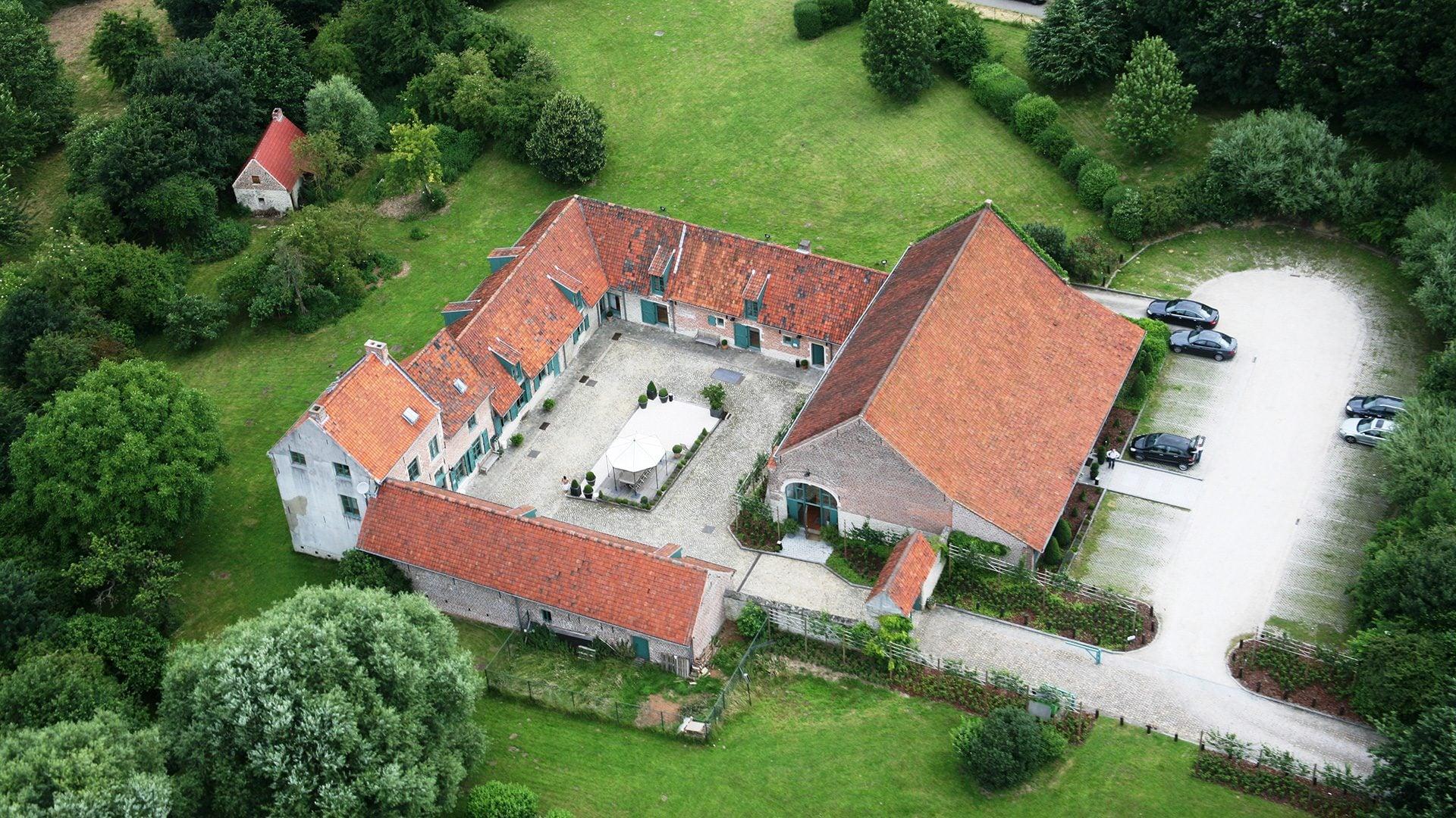 Plan du site - Hof ter Musschen