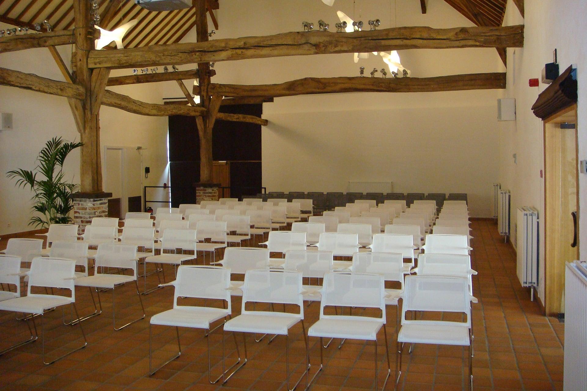 Conférences - Hof ter Musschen