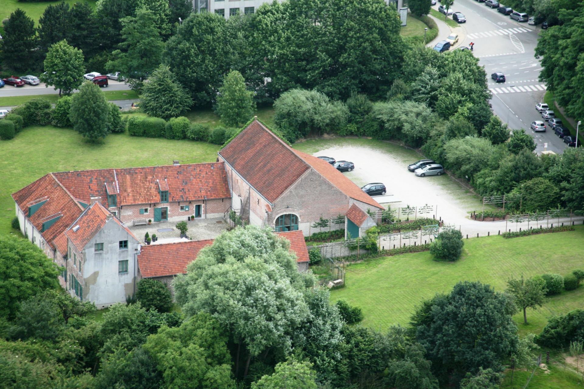 Site - Hof ter Musschen
