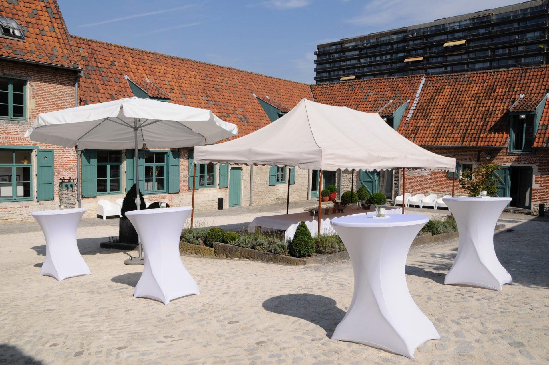 Fêtes d'entreprise - Hof ter Musschen