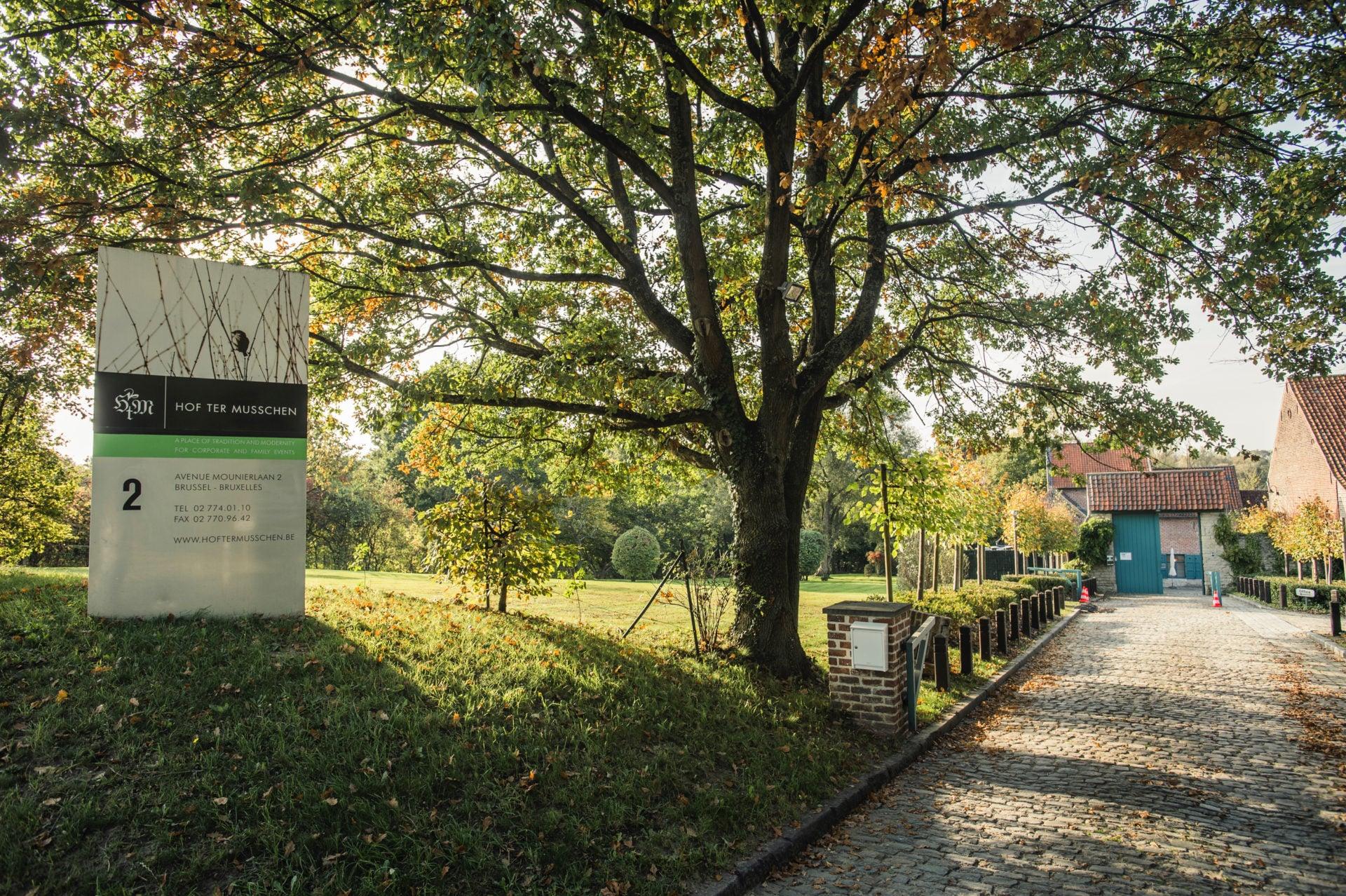 Evénements d'entreprise - Hof ter Musschen