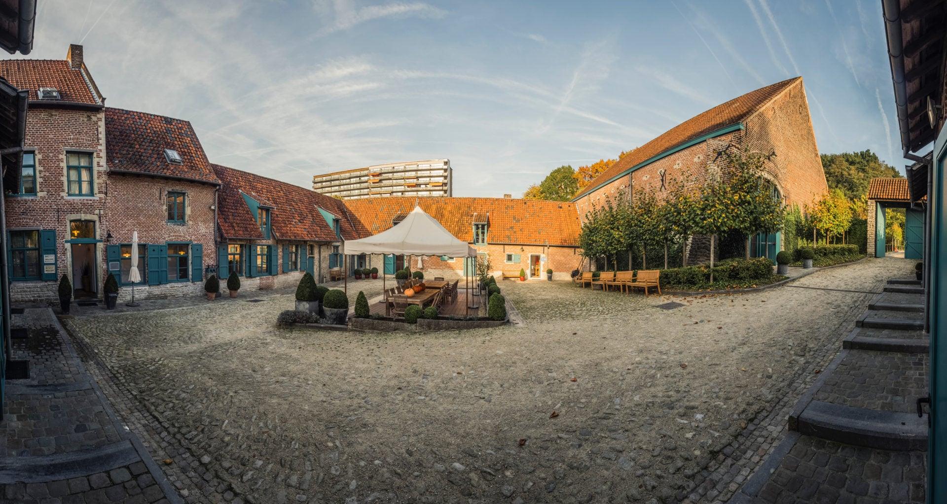 Histoire - Hof ter Musschen