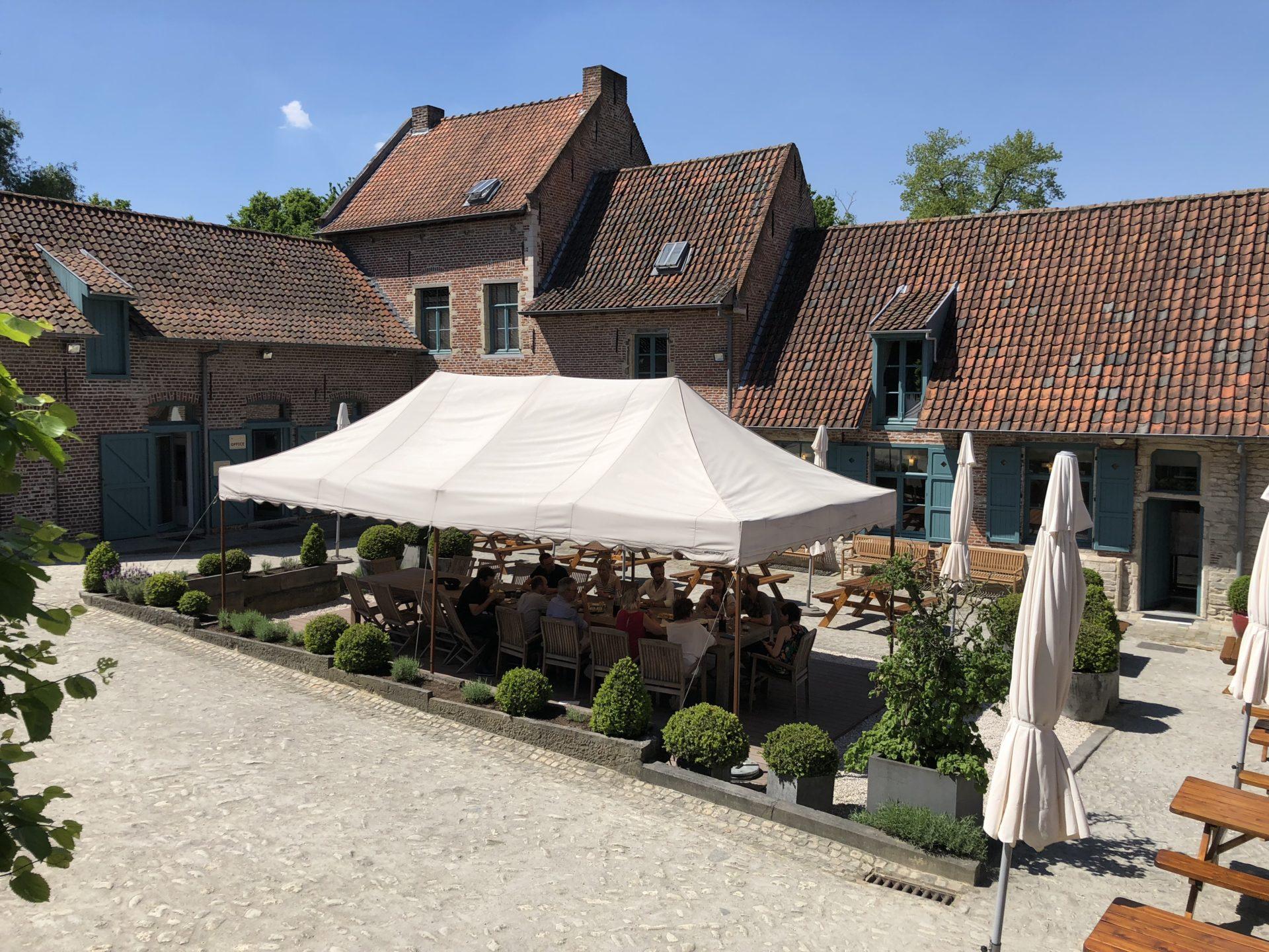 Staff parties - Hof ter Musschen