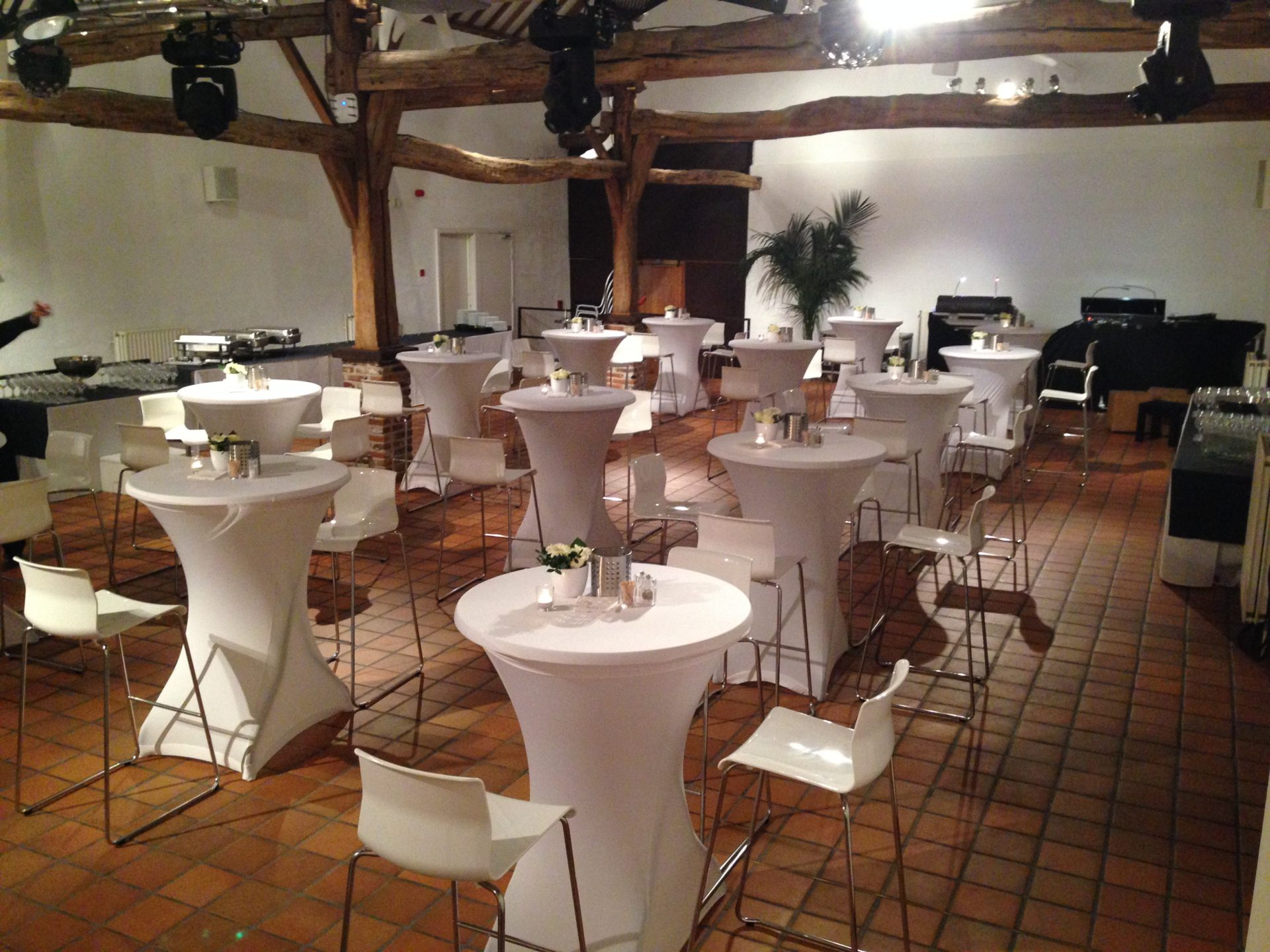 Company celebrations - Hof ter Musschen